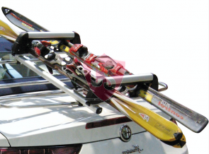 Luggage Rack + Ski Carrier 97x45cm - Unispider A
