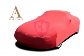 Fiat Barchetta Indoor Car Cover - Red