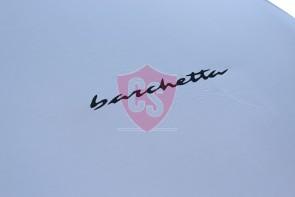 Fiat Barchetta Indoor Cover - Silvergrey