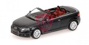 Audi A3 Cabriolet Grey Metallic 1:43 Minichamps