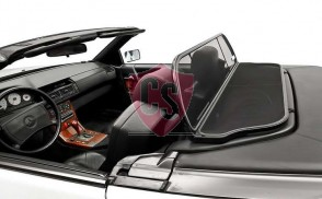Mercedes-Benz SL-Class R129 Wind Deflector - Black 1989-2001