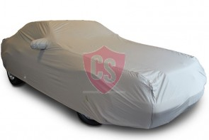 Mercedes-Benz R129 SL Outdoor Cover - Star Cover - Military Khaki - Mirror Pockets