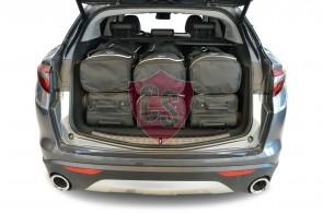 Abarth 124 Spider 2016-2019 Travel bag set