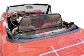 Fiat 124 Spider Wind Deflector Double Frame 1966-1985
