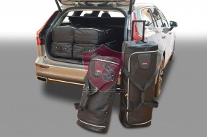 Volvo V60 incl. Plug-in-Hybrid 2018-present Car-Bags travel bags