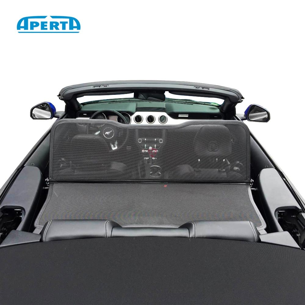 Ford Mustang 6 Wind Deflector Mirror Design