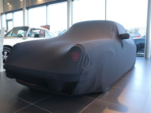 Soft Indoor Car Cover with mirror pockets for Porsche 911-964