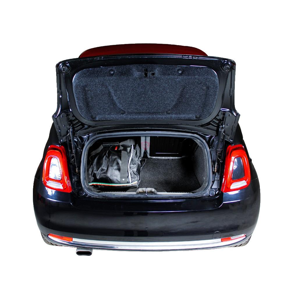 Fiat 500 2007 Heute 3t Car Bags Reisetaschen