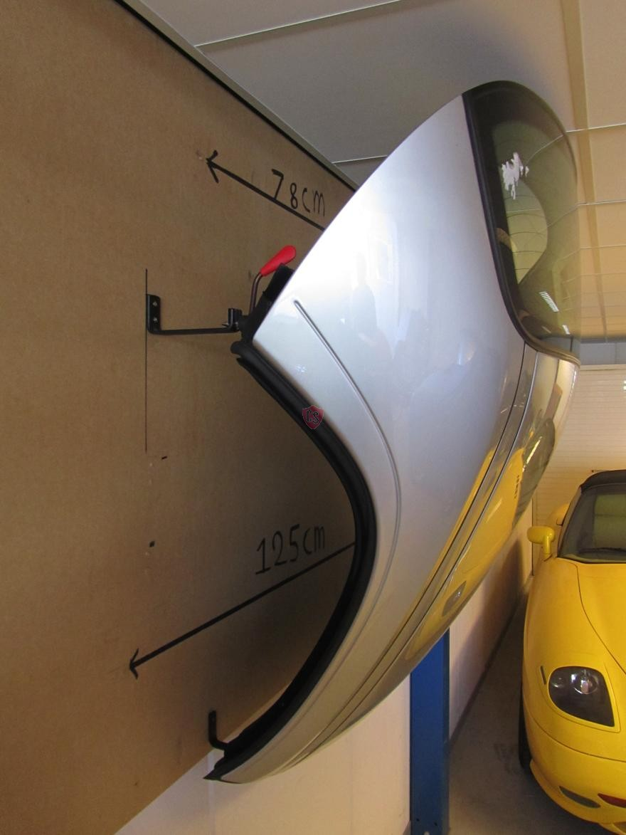 Bmw Z4 Roadster Hardtop Wall Mounting Kit Cabrio Supply