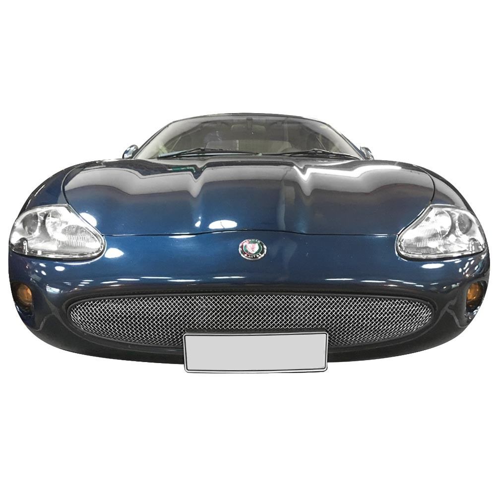 Jaguar XK8 XKR X100 Convex Mesh Grille 1996-2006 | Cabrio Supply