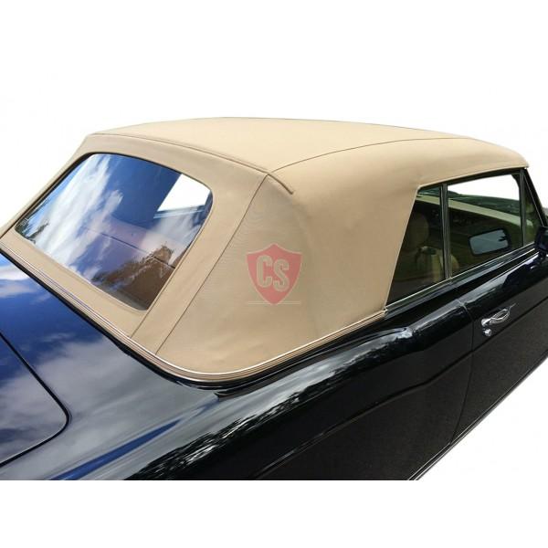 Rolls Royce Corniche Pvc Hood With Pvc Rear Window 1967 1992