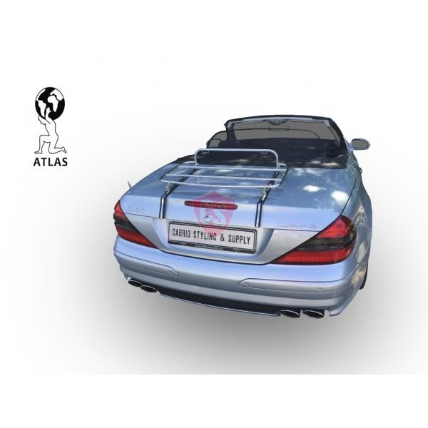 mercedes benz sl r230 luggage rack 2001 2011 cabrio supply. Black Bedroom Furniture Sets. Home Design Ideas
