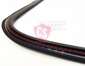 Audi 80 Cabriolet PVC Window