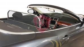 Lightweight Wind Deflector Jaguar XK (R) X150 - Chrome - 2006-2016