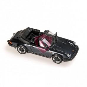 Porsche 911 - 964 Dark Grey Metallic 1:43 Minichamps