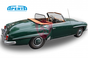 Mercedes 190SL W121 Roadster Wind Deflector 1955-1963