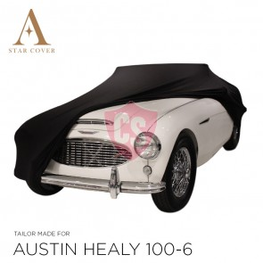 Austin-Healey 100 Indoor Car Cover - Tailored - Black
