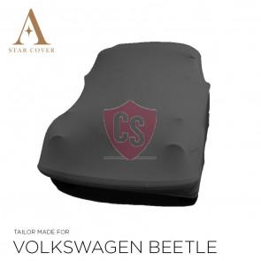 Volkswagen Beetle Indoor Car Cover - Black