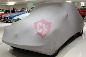 Volkswagen Beetle Indoor Car Cover - Silvergrey