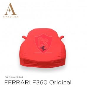 FERRARI 360 Modena & Stradale Indoor Autohoes OEM Ferrari