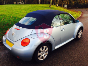 Volkswagen Beetle cabriolet hood - electrical operated 2002-2011