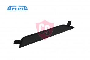 Mercedes SLK R171 Wind Deflector Velcro Straps - Black 2004-2011