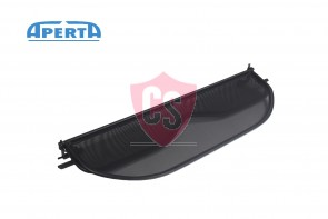 Porsche 911/964 Wind Deflector Double Frame - Black 1986-1994