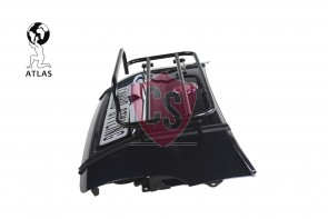 Fiat 500C Luggage Rack - BLACK EDITION 2007-present