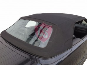 BMW E36 cabriolet hood with side pockets 1994-1995