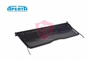 Chevrolet Camaro 6 Wind Deflector Mirror Design - Black 2015-present