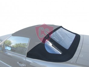 Mercedes Benz R129 SL hood - Rear - PVC rear window 1989-2001