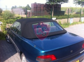 Peugeot 306 Convertible PVC Window