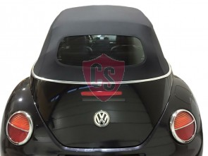Volkswagen Beetle mohair hood -manuel- glass rear window 2002-2011