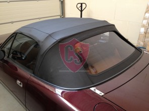 Mazda MX-5 NA hood - PVC window 1989-1997