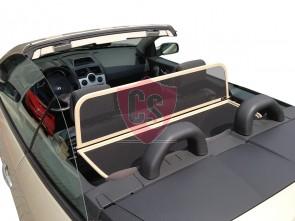 Renault Megane CC Wind Deflector - Black 2004-2011