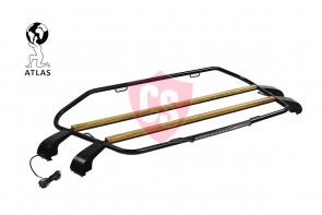 Porsche Boxster 981 982 LIMITED EDITION Luggage Rack black 2012-2016