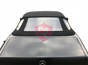 Mercedes Benz R129 mohair hood with PVC rear window 1989-2002