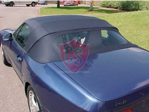 Porsche 944/968 PVC Rear Window Section 1989-1994
