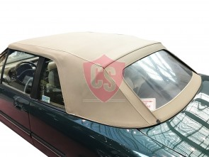 Rover 214/216 hood with PVC rear window 1992-1998