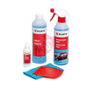 Würth winter car kit 5-piece
