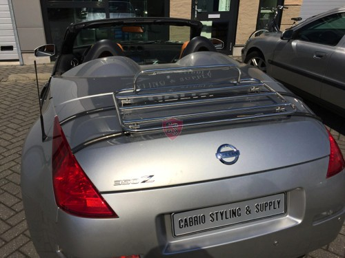 Nissan 350z Amp 370z Roadster Luggage Rack 2003 Heden