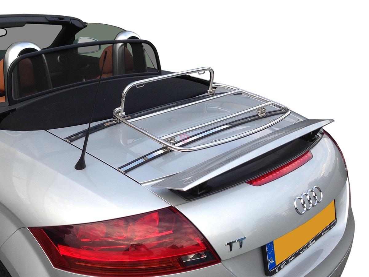 audi tt 8j roadster luggage rack 2006 2014 cabrio supply. Black Bedroom Furniture Sets. Home Design Ideas