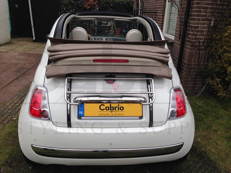 fiat 500c luggage rack 2007 2018 cabrio supply. Black Bedroom Furniture Sets. Home Design Ideas