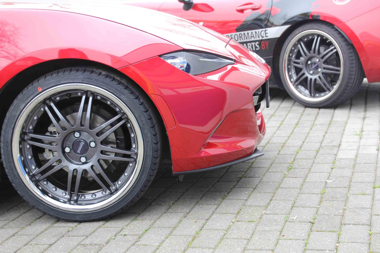 Outdoor Car Storage >> 18 inch wheel set Mazda MX-5 ND - RF - Antares - 7,5Jx18 ...